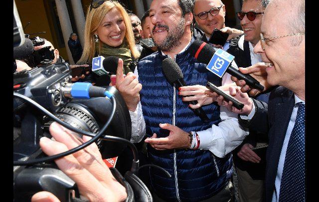 Verona Famiglia Salvini