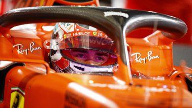 Ferrari Leclerc GP Bahrain