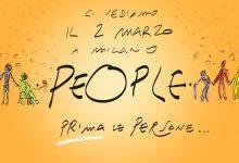 People. Prima le persone