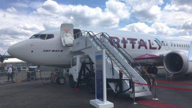 Aereo caduto Boeing 737