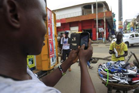 Smartphone in Africa