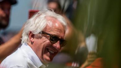 Charlie Whiting F1