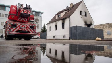 Norimberga incendio