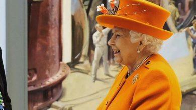 Instagram regina Elisabetta