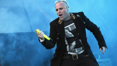 Keith Flint, cantante The Prodigy