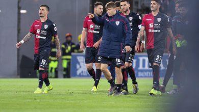 Tifoso Cagliari-Fiorentina
