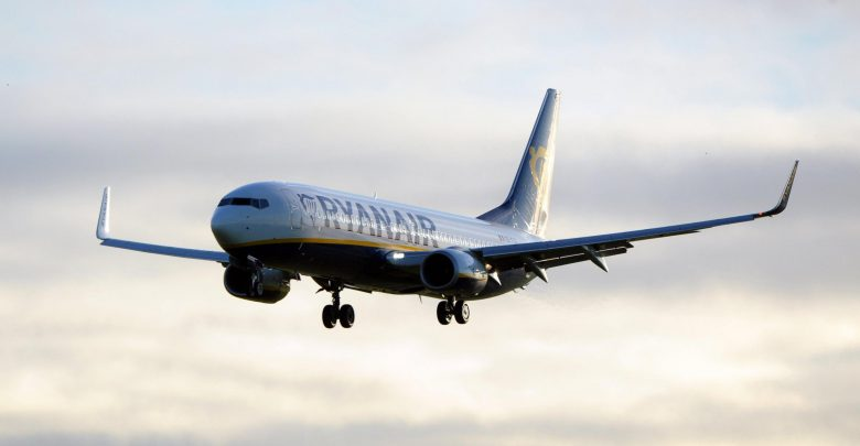 Ryanair boeing 737 Treviso