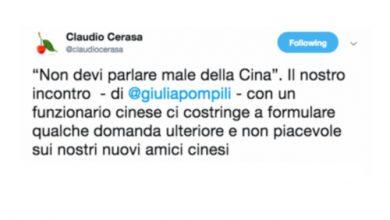 Twitter @claudiocerasa