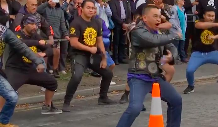 Video Haka in Nuova Zelanda