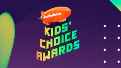 Kids' choice award