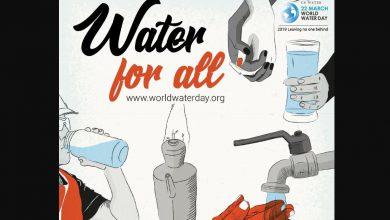 Giornata Mondiale dell'Acqua