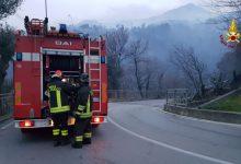 Taranto vigile del fuoco