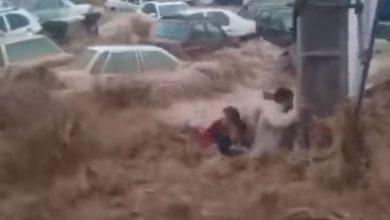 alluvione iran