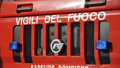 sorelle morte in un incendio
