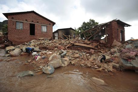 Africa ciclone Idai