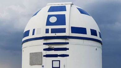 osservatorio come R2-D2