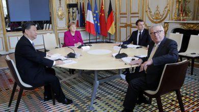 Parigi Xi Jinping