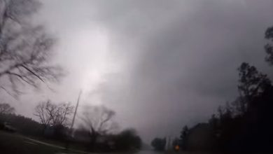 dentro tornado