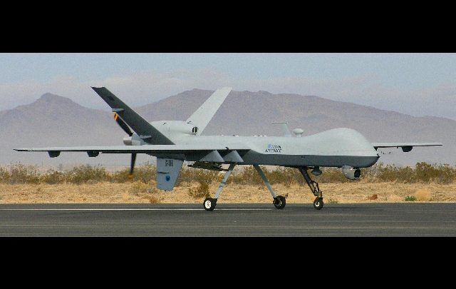 drone uccide capo isis Afghanistan