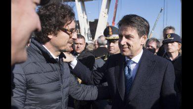 Ponte di Genova - Foto ANSA