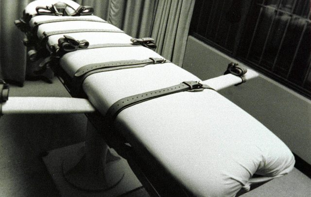 Pena di morte, rinviata esecuzione in Alabama