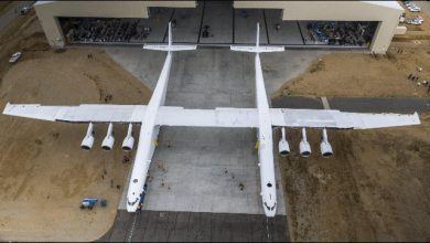 Paul Allen stratolaunch