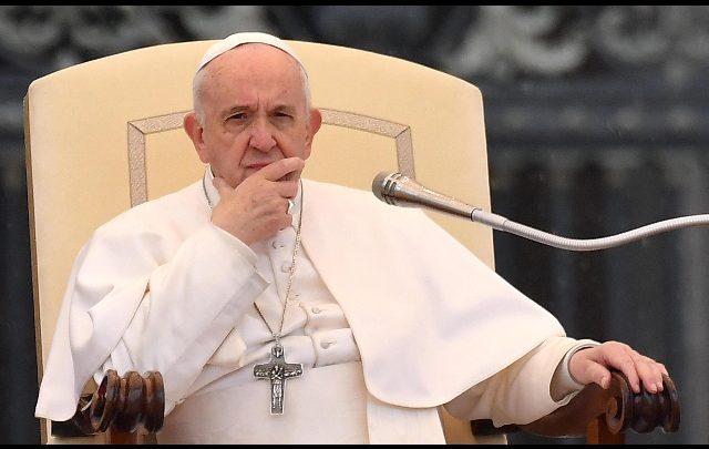 Papa Francesco Domenica della Palme