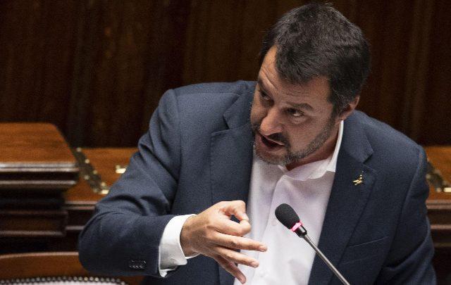 Salvini Siri Lega
