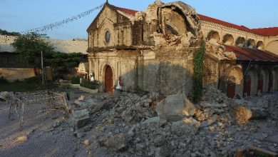 Filippine terremoto oggi