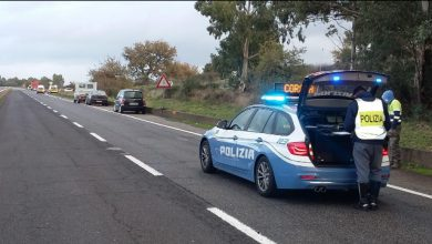incidente scarpata nuoro