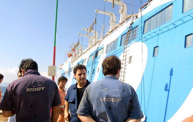 Porto Livorno operaio Incidente mortale sul lavoro
