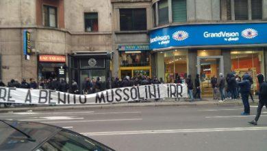 Milano Mussolini