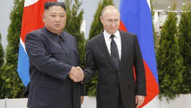 Kim Putin