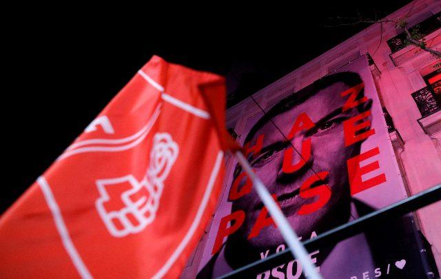 Spagna, vince il partito socialista di Sanchez