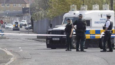 Reporter uccisa, Irlanda del Nord