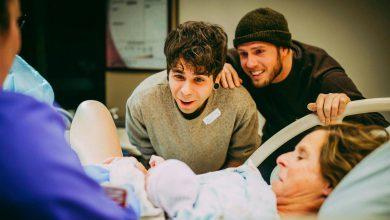 nonna partorisce nipote coppia gay
