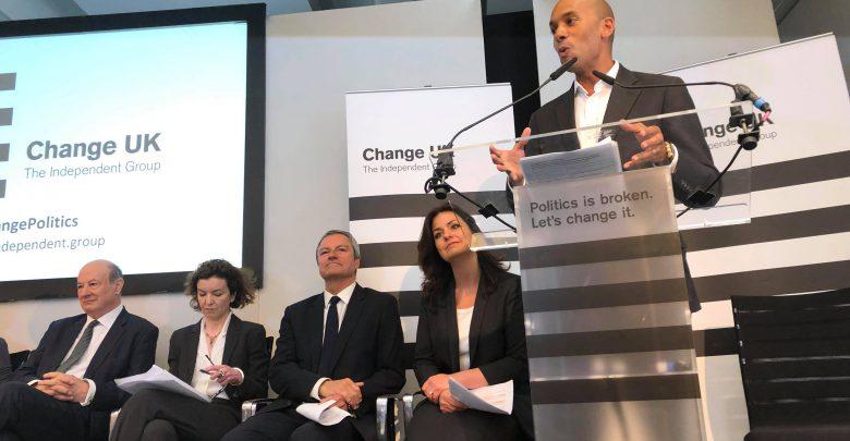 Change UK, Conferenza di presentazione - FOTO Alberto Pezzali