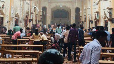 Sri Lanka Pasqua bombe