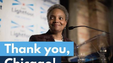 Lori Lightfoot - Foto Instagram @lightfootforchi