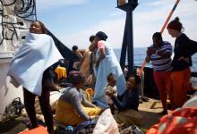 Alan Kurdi, sbarcati migranti