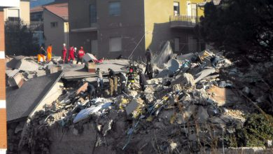 Terremoto L'Aquila