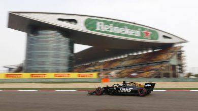Formula 1 gp Cina