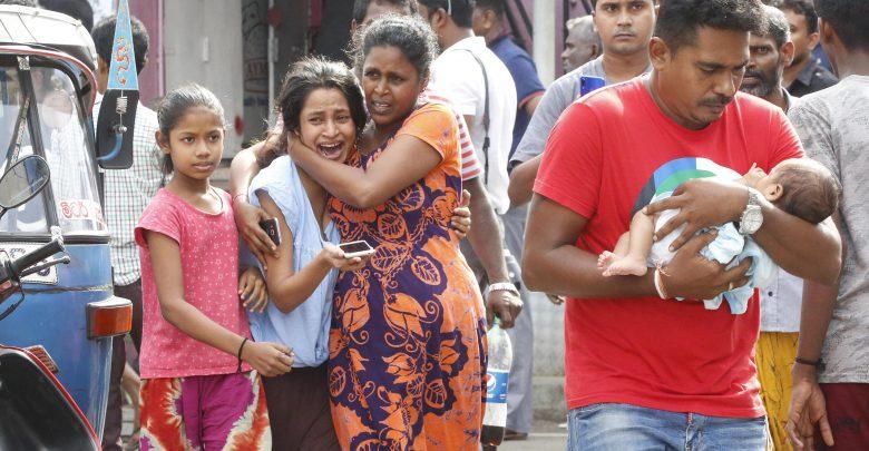 Strage in Sri Lanka