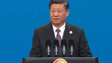 Xi Jinping forum via della Seta