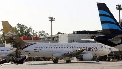 Libia, bombardato l'aeroporto di Tripoli
