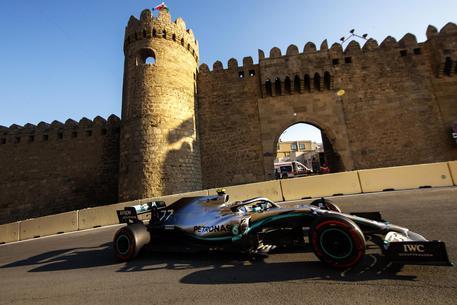 Azerbaijan F1