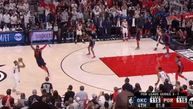 damian lillard NBA video