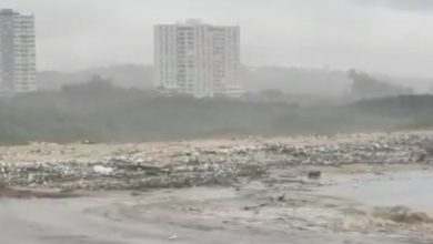 durban rifiuti spiaggia inquinamento