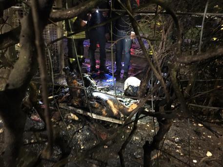 cadavere mutilato a Milano