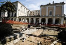 Antica fornace scoperta a Roma